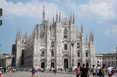 イタリア旅行 2019年8月 ② Milano