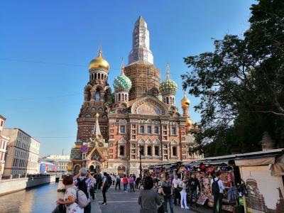 絢爛豪華 サンクトペテルブルク
