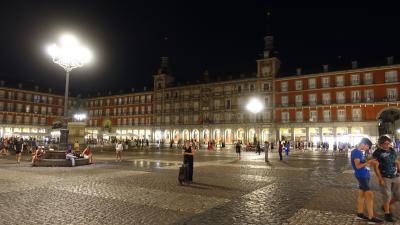 2019年8月 スペイン・アンダルシア地方一人旅(1)マドリッド到着