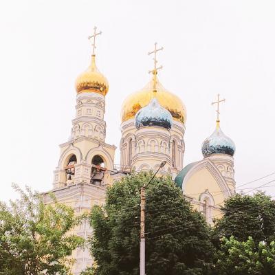 弾丸週末、ひとり旅。ウラジオストクの街歩き