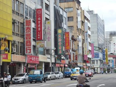 2019真夏の台中・高雄2 台中で日本統治時代の建物を見る