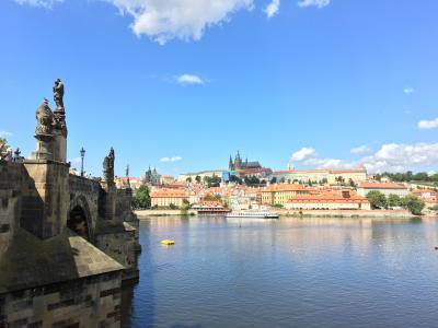 2019夏 中欧の旅 チェコ・ポーランド周遊①