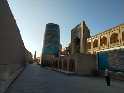 ウズベキスタン2 - ヒヴァへ