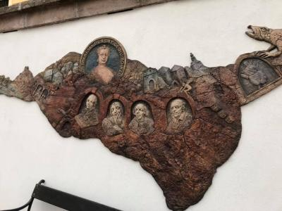 バンスカー・シュティアヴァニツア歴史都市