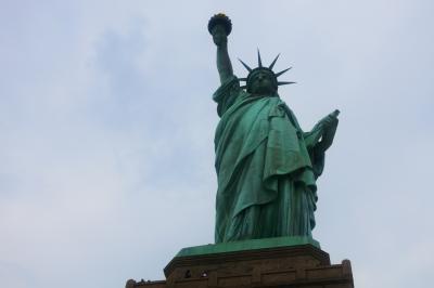 家族旅行 初ニューヨーク②