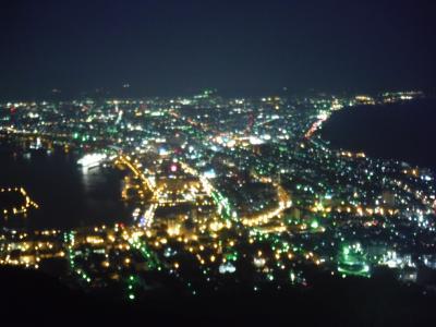 2019年8月北海道&東日本パスでゆるりと函館・小樽・旭川・富良野を巡ります(1)