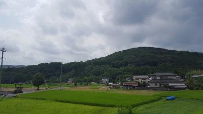 お盆休み 仙元山