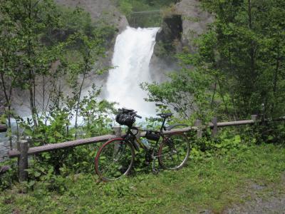 2019年6月11日:ダムカード収集-40 静岡オクシズ編(前編) ダムカードを求めてマイカー進入禁止の大井川上流部を自転車で往復54km