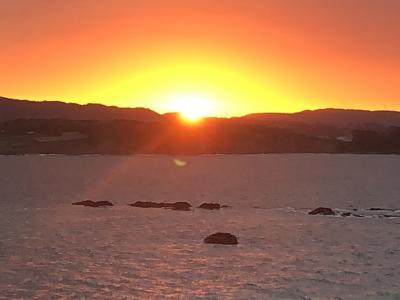 壱岐の命より最高のおもてなし 圧倒的エネルギーの夕陽①