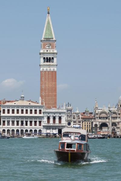 ベネチアに到着  ~イタリア旅行 2019 ①