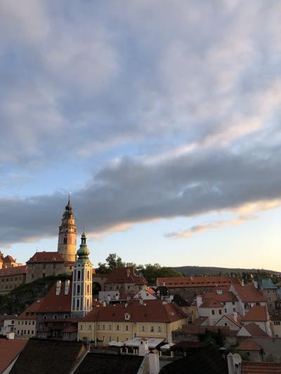 ④2019夏旅はじめてのプラハ、ウィーン、チェスキークルムロフ個人手配旅。
