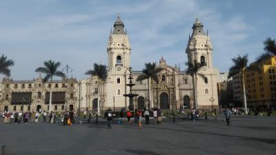 南米ツアー シニア夫婦ペルーとボリビアへ10 ペルー編⑦ リマ