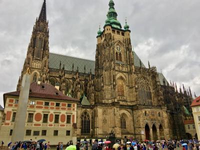 2019夏 中欧の旅 チェコ・ポーランド周遊②