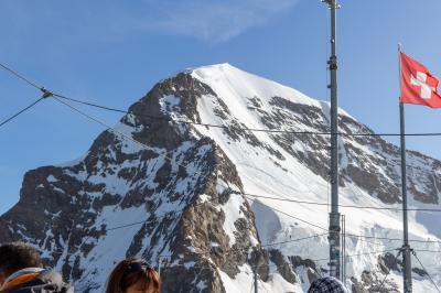 スイス、ユングフラウヨッホとマッターホルンの旅②
