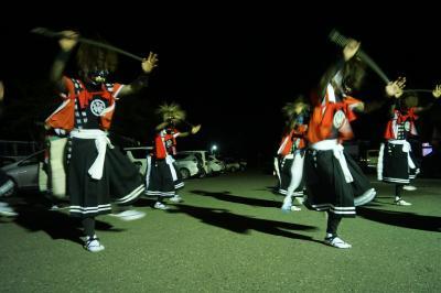 岩手から秋田への内陸部夏祭り旅(一日目)~「みちのくの小京都」で三偉人に思いを馳せ、北上市の秘湯夏油温泉では鬼剣舞かがり火公演を拝見します~