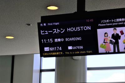カンザスシティでの国際会議出張の記録 Part 1/3 ヒューストン経由往路+現地編