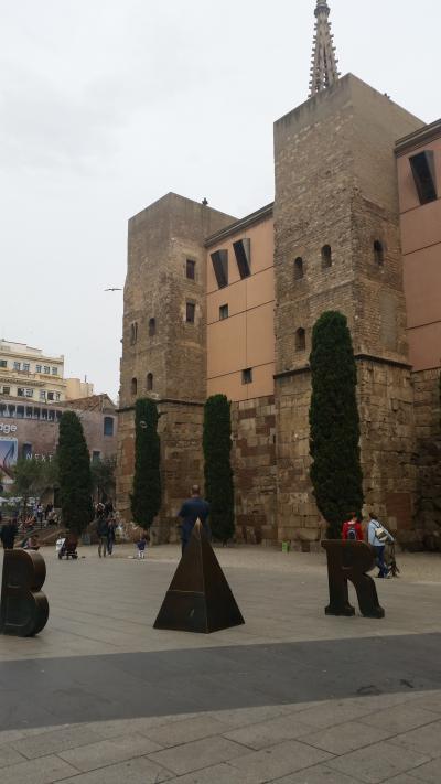 バルセロナ三日目 気ままな街歩き