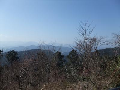 高尾山の冬そば