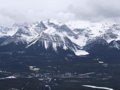 2度目のカナダ バンフ GW スキー旅行