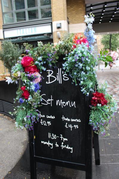 2018年 ロンドン&パリ観劇ツアー【5】ただいま、Rushmore Hotel&Bill'sのランチと「School of Rock」観劇