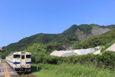 ローカル線で筑豊・旧炭鉱地域めぐり