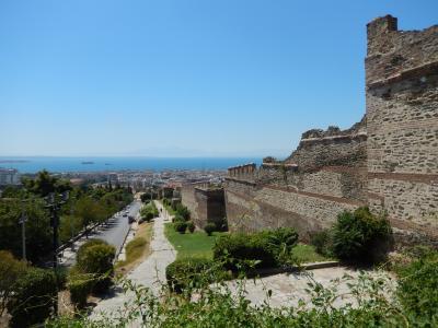 ギリシャ ~北マケドニア国境からテッサロニキ~