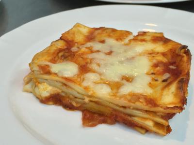 イタリア料理が美味しかった!