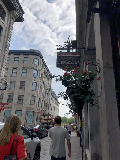 2019年夏☆カナダ&シンシナティ&シカゴ13日間の旅<1>8/7~8/8(午前)花で溢れるモントリオールはやっぱり北米のパリだった