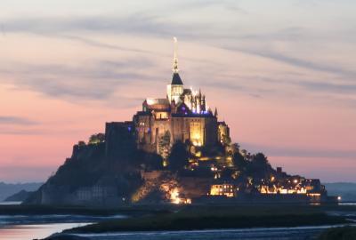 フランス&ベルギー 6泊9日 欧州超初心者 家族旅行 その4 モンサンミッシェル