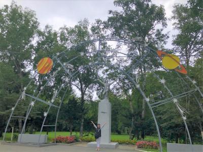 サハリン4日目 ユジノサハリンスク市内観光2