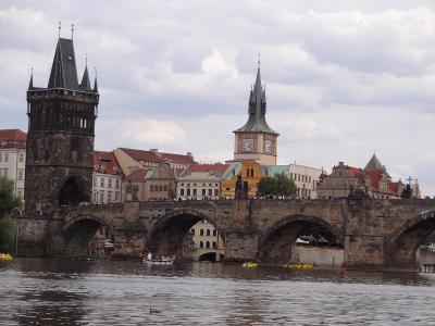 2019 チェコへの旅  ② チェスキークルムロフからプラハへ