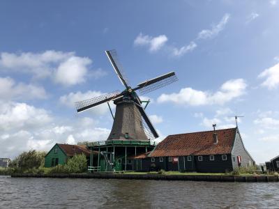 2019 夏休み オランダ・ドイツ・ベルギー(2)アムステルダム