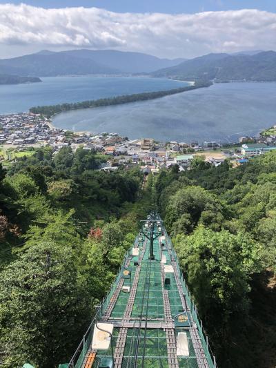 日本三景の一つ『天橋立』