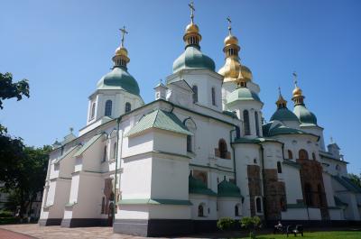 ウクライナ&モルドヴァの旅 1
