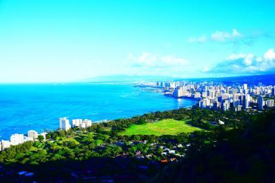 ●母娘でハワイ(5)ダイアモンドヘッド登山と買い物を楽しむ→帰国●
