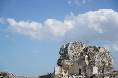 イタリア旅行 2019年8月 ⑦ Amalfi coast、Matera、Alberobello