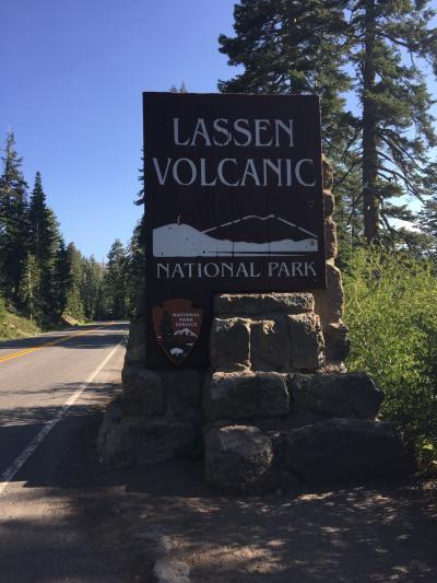 ラッセン火山国立公園