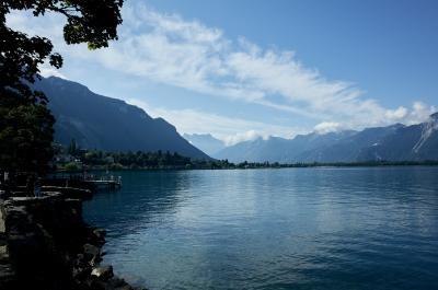イタリアからスイスへの旅(最終回)