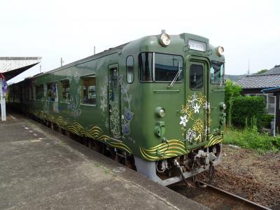 観光列車○○のはなし 東萩→下関