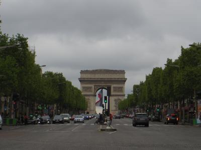 フランス・アルザスの旅・2(2018年4月 パリ編)