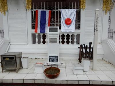 泰緬鉄道の旅を終えて古都チェンマイへ/レンタルバイクで寺院巡り③ ワット ムーン サーンへ