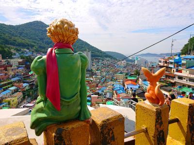 ぶらり釜山ひとり旅2泊3日