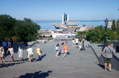 ウクライナ&モルドヴァの旅 3