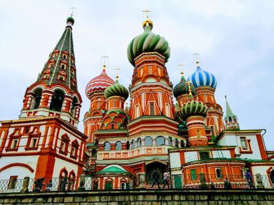 ロシア一人旅~4日目、~クレムリンとトレチャコフ美術館~