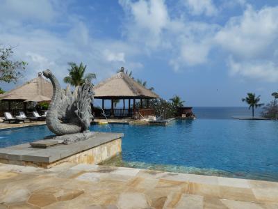 乾季のさわやかなバリ島2019