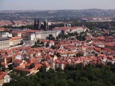 2019 チェコへの旅  ④ 静かなプラハを求めて