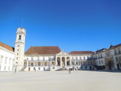 ポルトガル・スペイン2019春旅行記 【12】コインブラ2