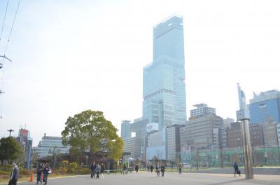 今のところ日本一の高層建築、多様に楽しめる天王寺界隈