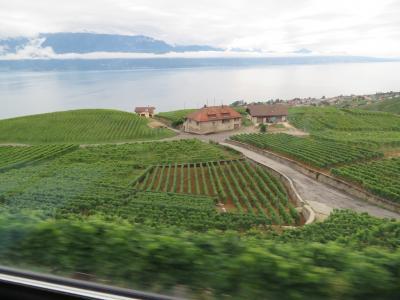 2019スイス&アルザス旅☆2 ローザンヌへ