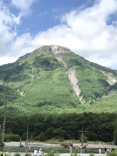 中部地方4県 家族旅行 ②飛騨高山・上高地